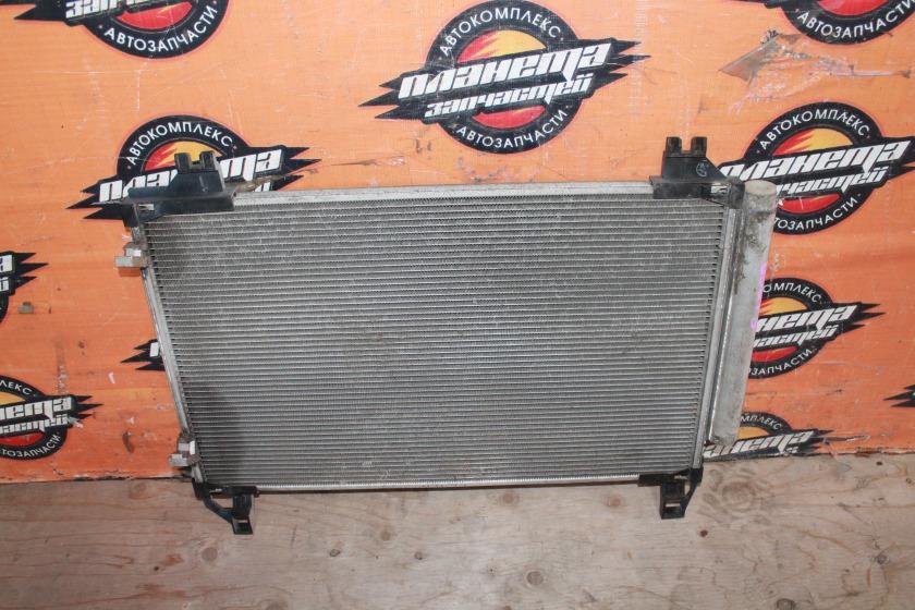 Радиатор кондиционера Toyota Ractis SCP100 2SZ (б/у)