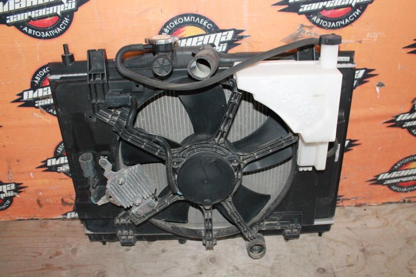 Радиатор основной Nissan Bluebird Sylphy KG11 MR20 (б/у)