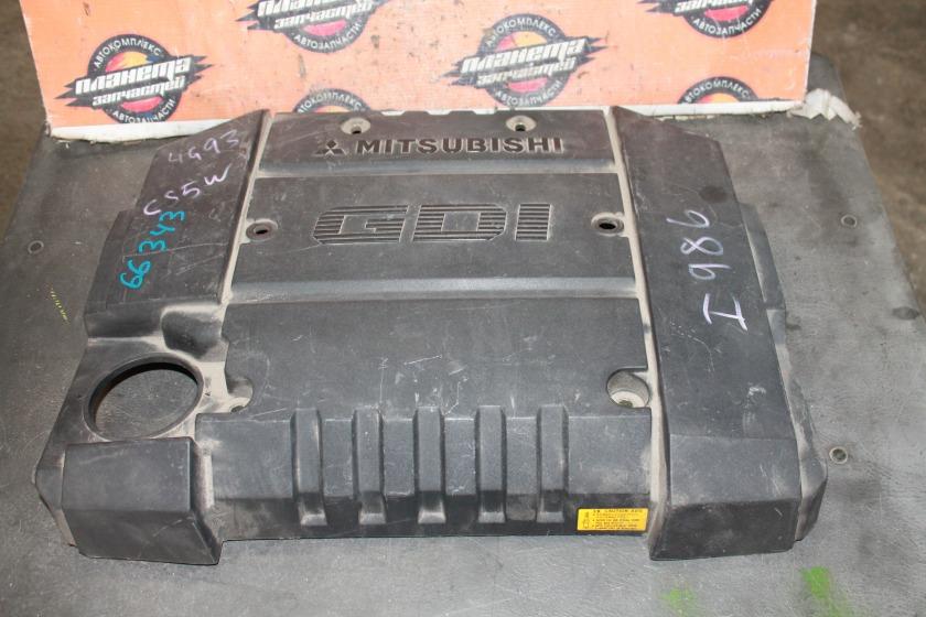 Крышка двигателя Mitsubishi Lancer CS5W 4G93 (б/у)