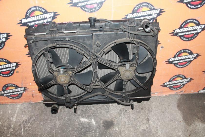 Радиатор основной Nissan Serena C24 SR20 (б/у)