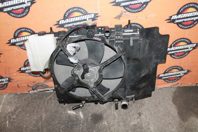 Радиатор основной Nissan March AK12 CR12 (б/у)