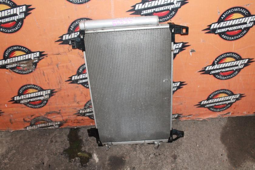 Радиатор кондиционера Toyota Vitz NCP95 1NZ (б/у)
