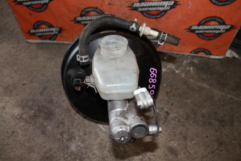 Главный тормозной цилиндр Toyota Chaser GX100 1G (б/у)