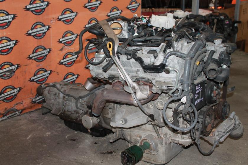 Двс Toyota Mark X GRX125 4GR (б/у)