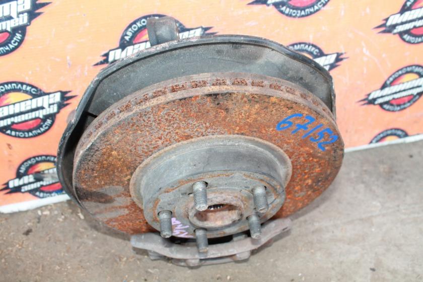 Ступица Toyota Vista Ardeo AZV55 1AZ передняя левая (б/у)