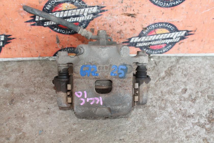 Суппорт Toyota Passo KGC10 1KR передний правый (б/у)