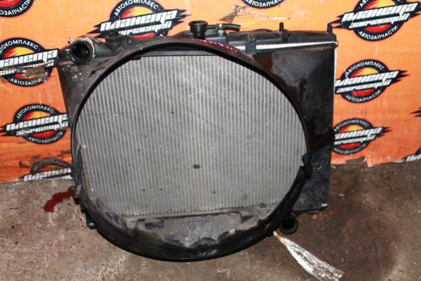 Радиатор основной Isuzu Wizard UES25 6VD1 (б/у)
