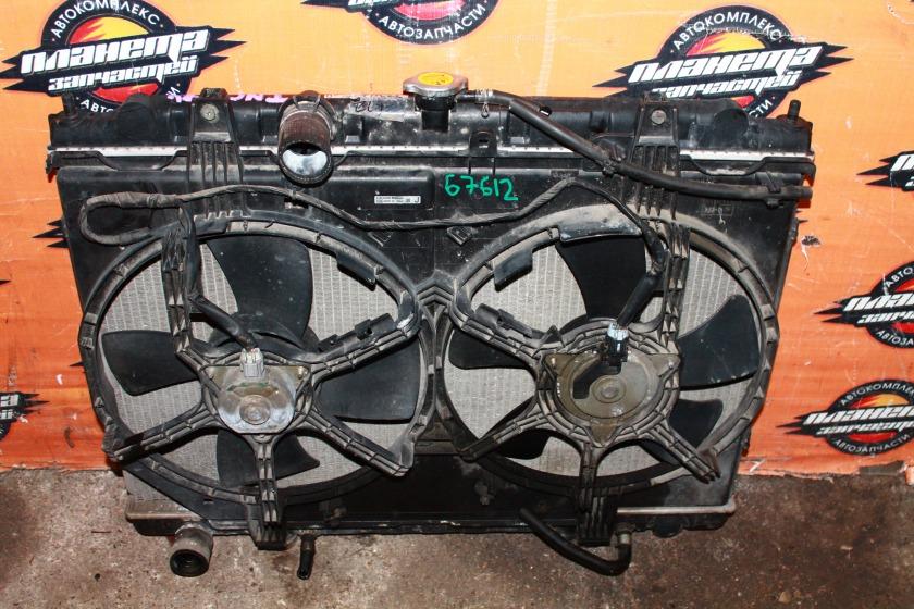 Радиатор основной Nissan Serena TNC24 QR20 (б/у)