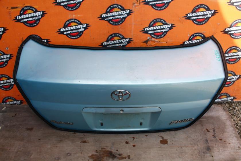 Крышка багажника Toyota Prius NHW10 задняя (б/у)