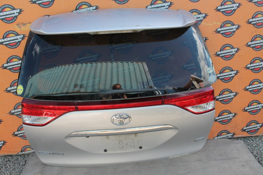 Дверь 5-я Toyota Estima ACR55 задняя (б/у)