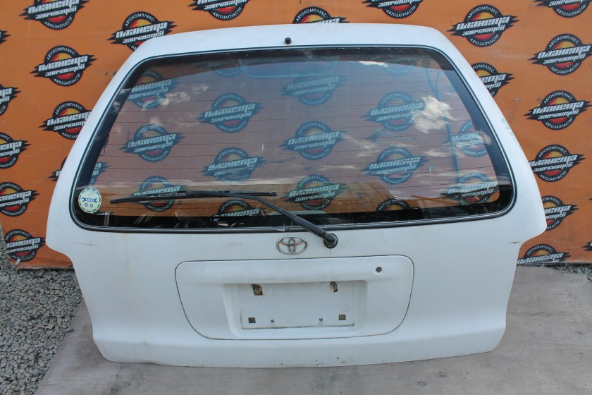 Дверь 5-я Toyota Corolla AE100 5AFE задняя (б/у)