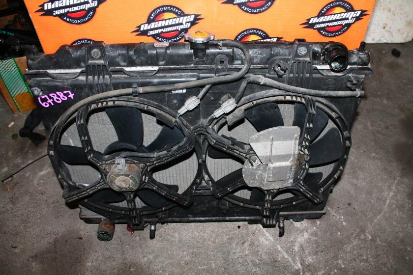 Диффузор радиатора Nissan Liberty PM12 SR20 (б/у)