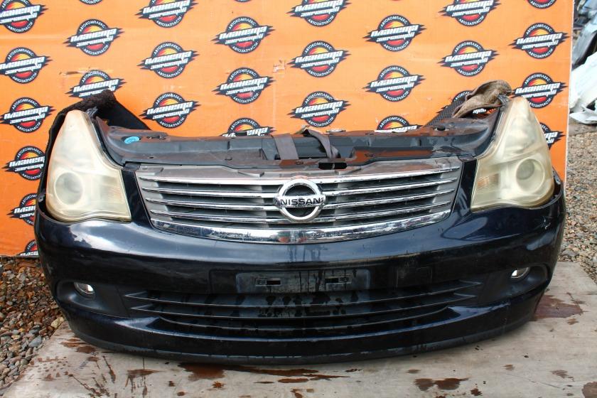 Ноускат Nissan Bluebird Sylphy KG11 MR20 (б/у)