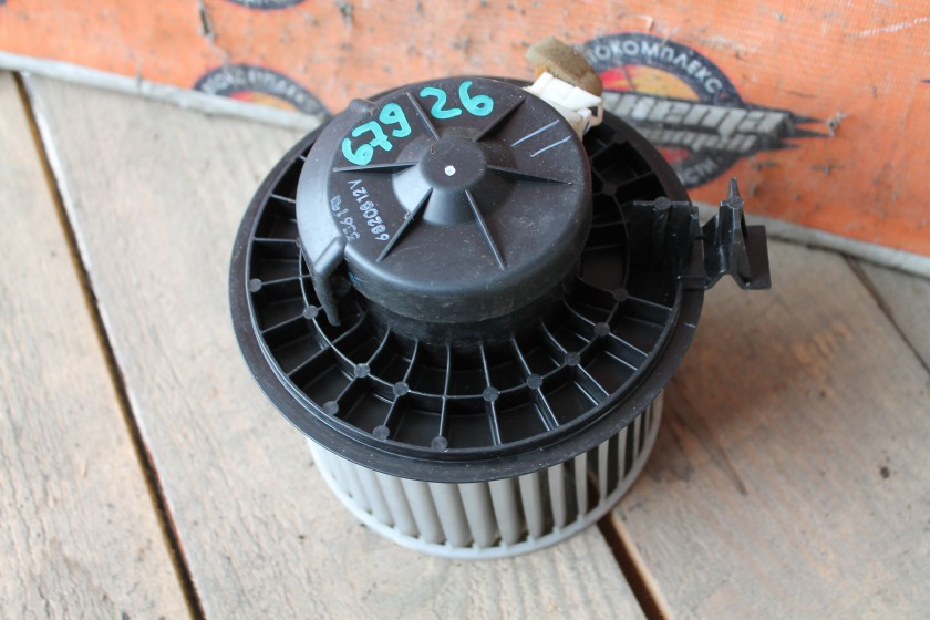 Мотор печки Nissan Bluebird Sylphy KG11 MR20 (б/у)