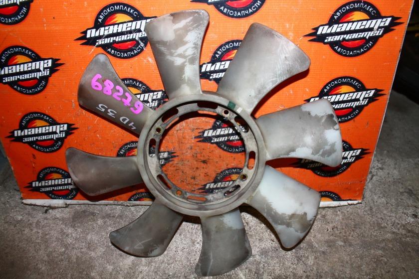 Вентилятор вязкомуфты Mitsubishi Canter FE568B 4D35 (б/у)