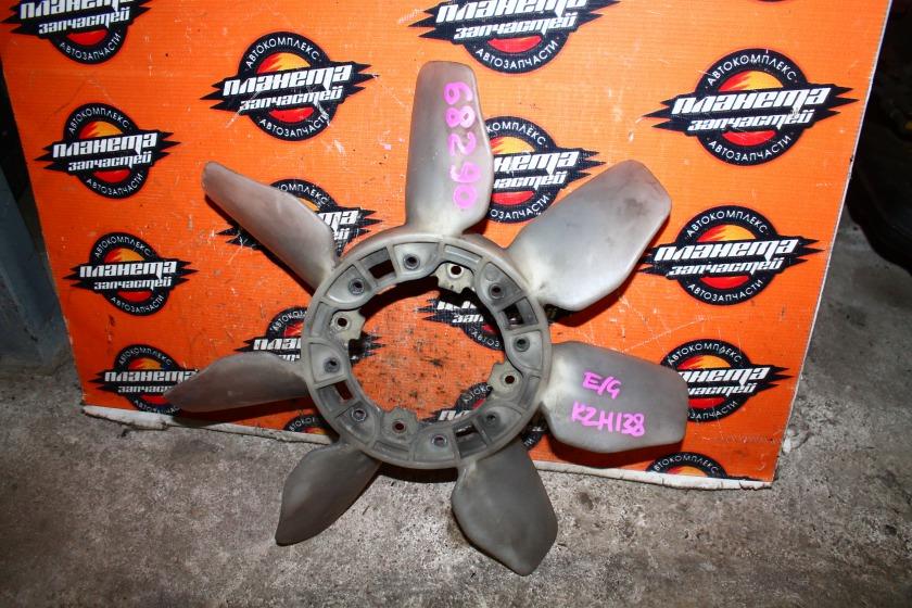 Вентилятор вязкомуфты Toyota Hiace KZH138 1KZ (б/у)