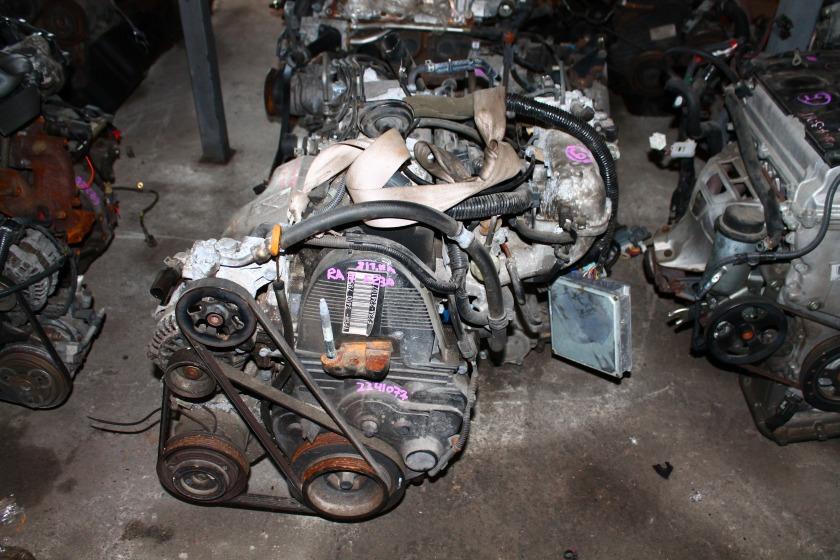 Двс Honda Odyssey RA7 F23A (б/у)