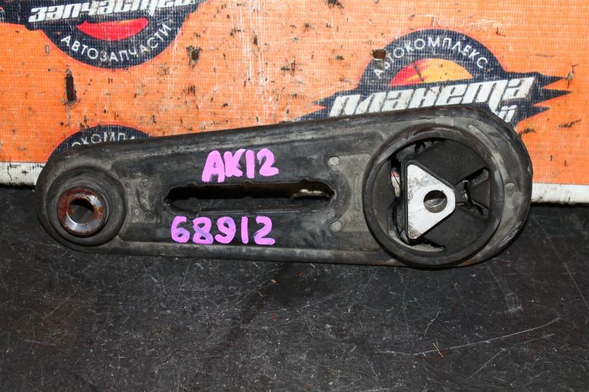 Подушка двигателя Nissan March AK12 CR12 задняя (б/у)