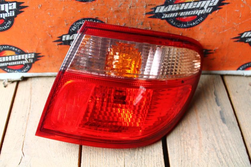 Стоп-сигнал Nissan Bluebird Sylphy QG10 задний правый (б/у)