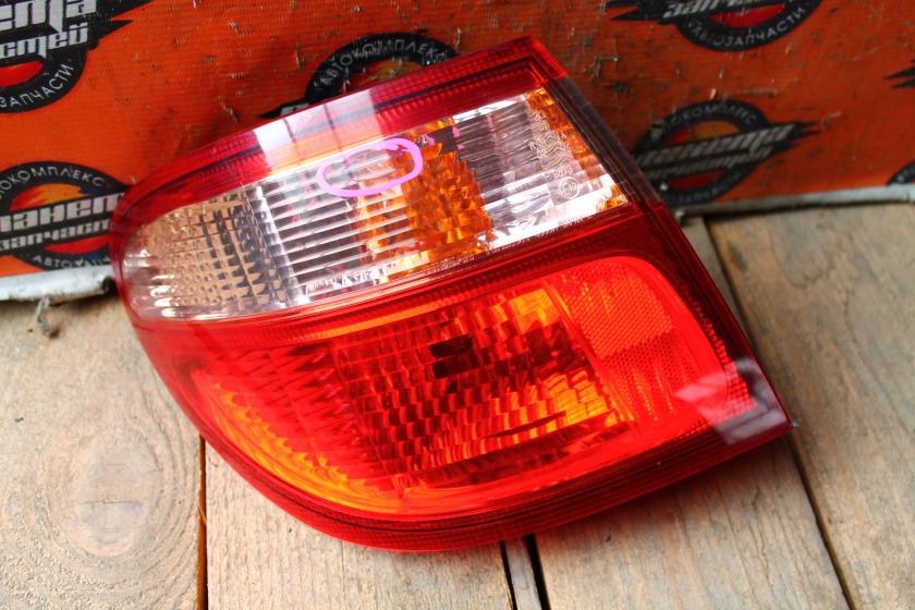 Стоп-сигнал Nissan Bluebird Sylphy QG10 задний левый (б/у)