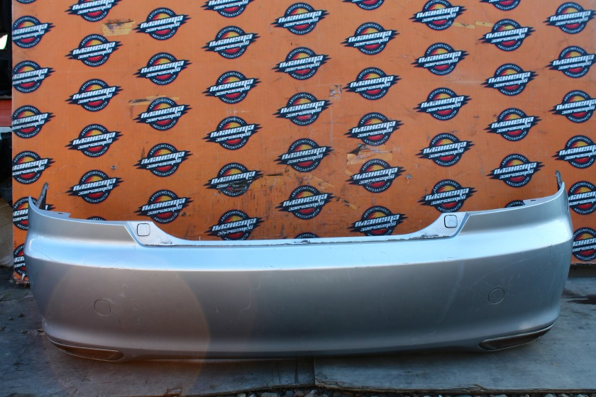 Бампер Toyota Mark X GRX120 4GR-FSE задний (б/у)