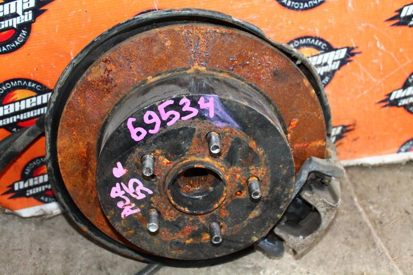 Ступица Toyota Estima ACR55 2AZ задняя правая (б/у)