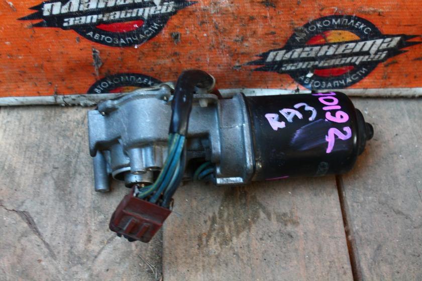 Мотор дворников Honda Odyssey RA3 передний (б/у)