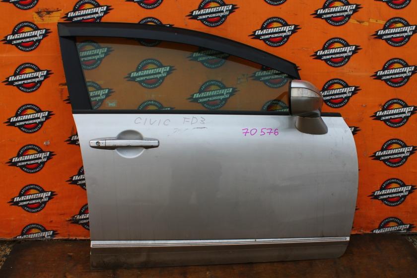Дверь Honda Civic FD3 передняя правая (б/у)