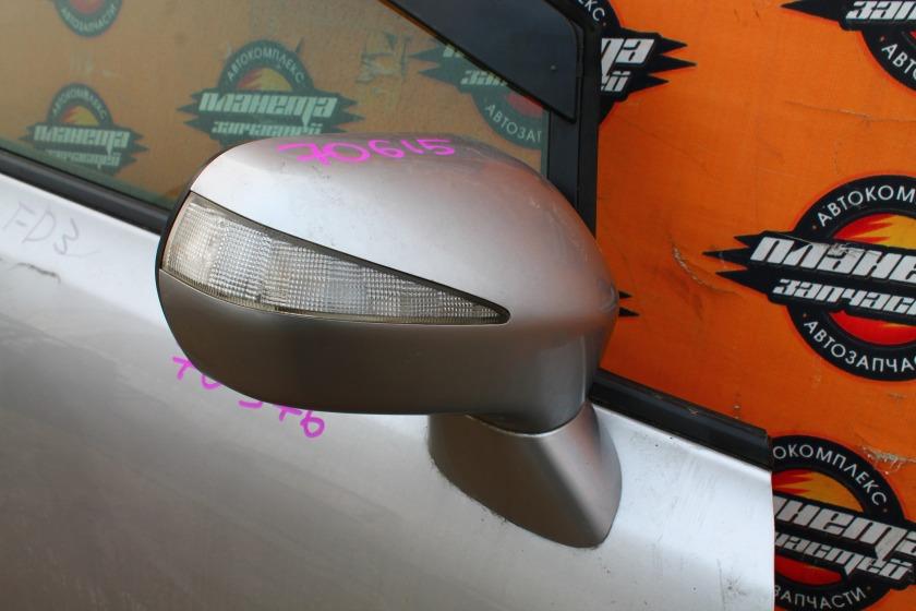 Зеркало Honda Civic FD3 переднее правое (б/у)