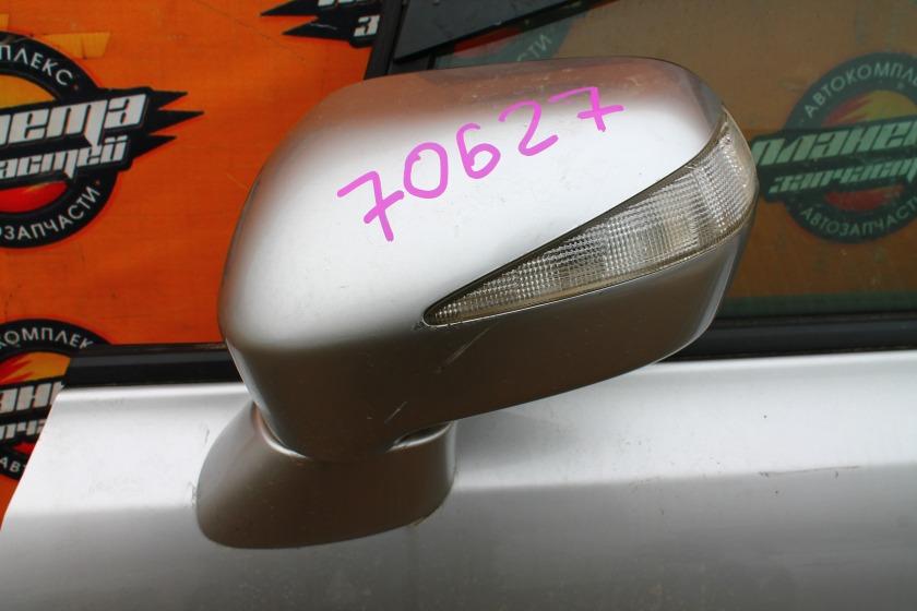 Зеркало Honda Civic FD3 переднее левое (б/у)