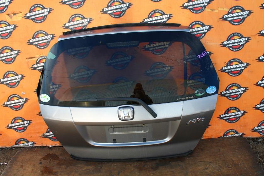 Дверь 5-я Honda Fit GD1 задняя (б/у)