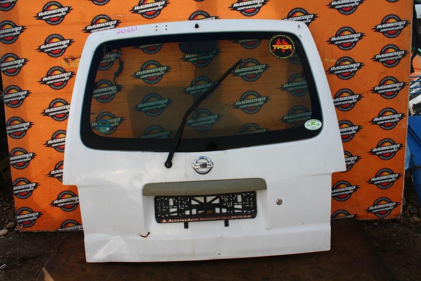 Дверь 5-я Mazda Bongo SK82 задняя (б/у)
