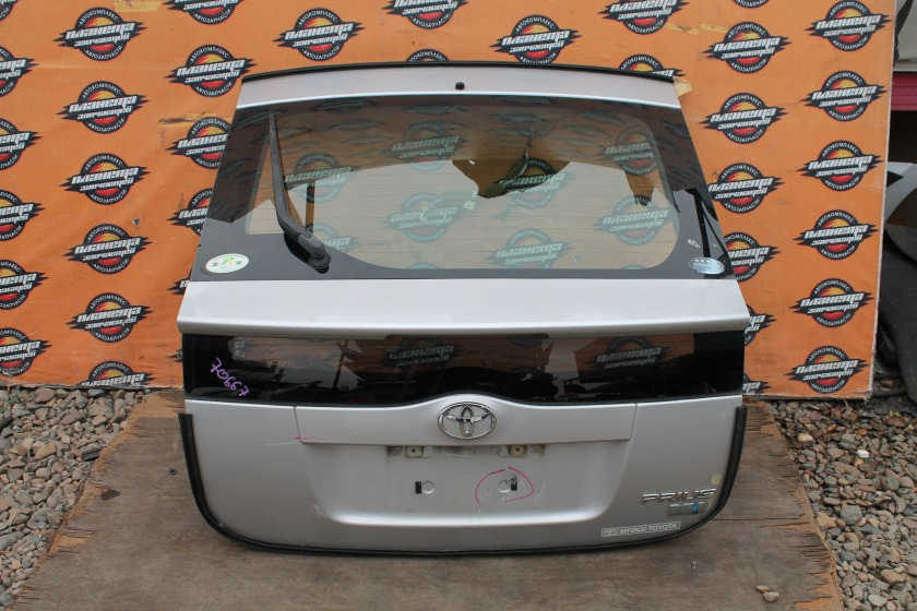 Дверь 5-я Toyota Prius NHW20 1NZ-FXE задняя (б/у)