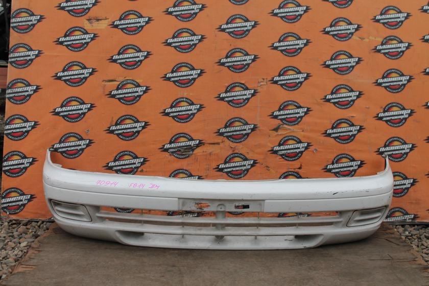 Бампер Nissan Sunny FB14 передний (б/у)