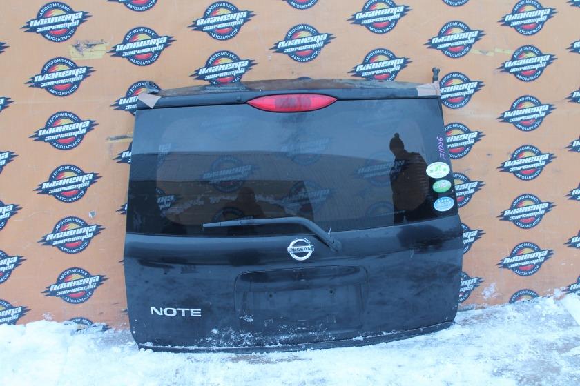 Дверь 5-я Nissan Note E11 (б/у)