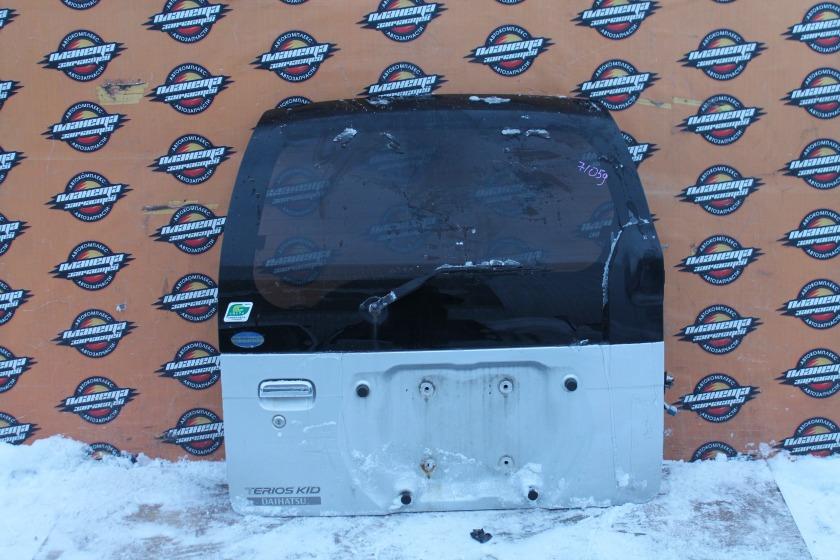 Дверь 5-я Daihatsu Terios J111G (б/у)