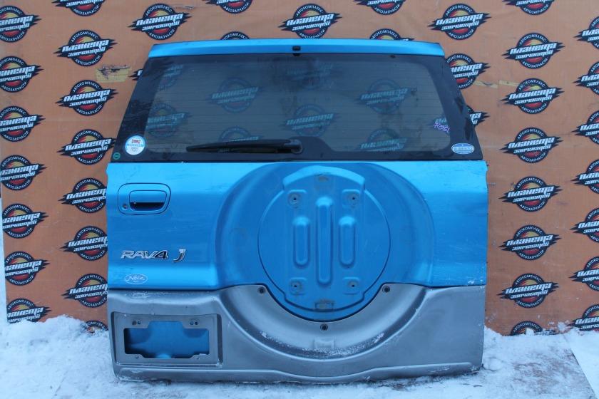 Дверь 5-я Toyota Rav4 ACA21 (б/у)