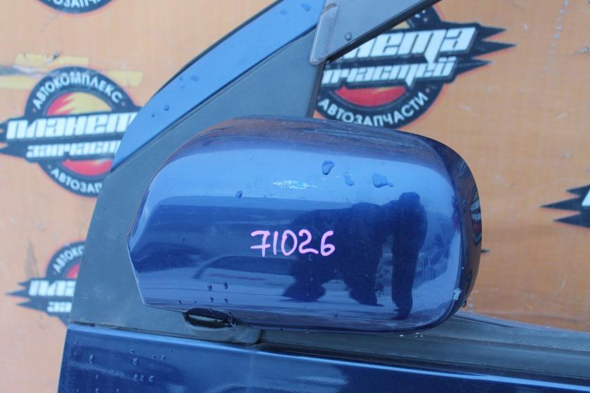 Зеркало Toyota Platz SCP11 левое (б/у)