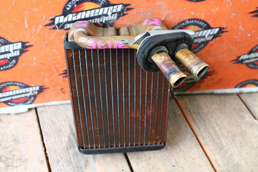 Радиатор печки Mitsubishi Delica PE8W (б/у)