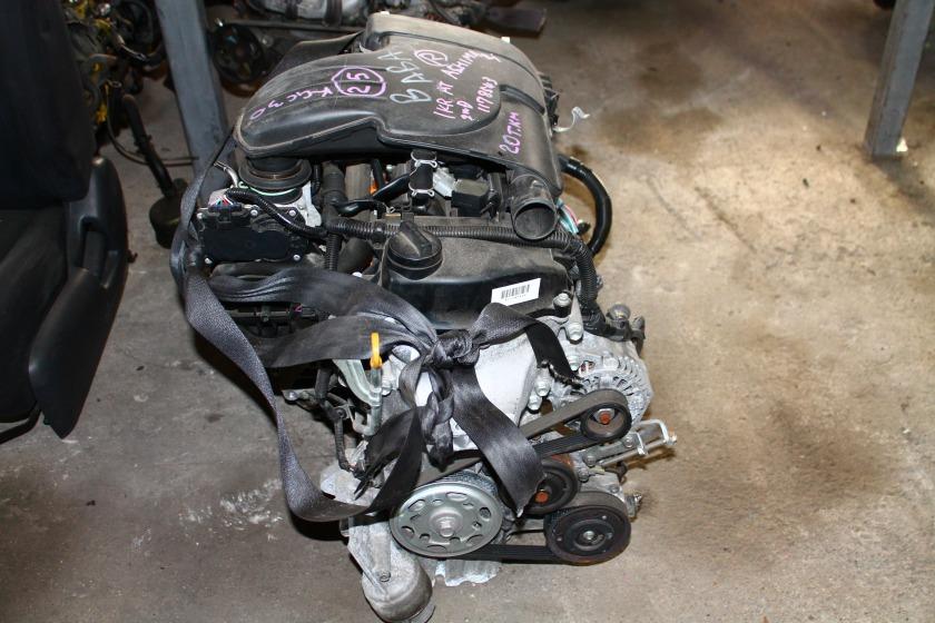 Двс Toyota Passo KGC30 1KR (б/у)