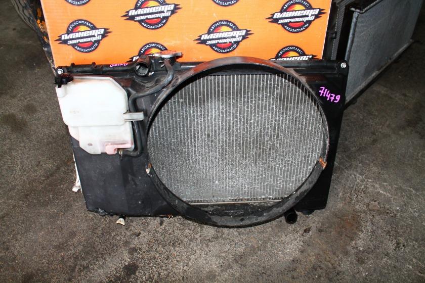 Радиатор основной Toyota Markii GX100 1G (б/у)