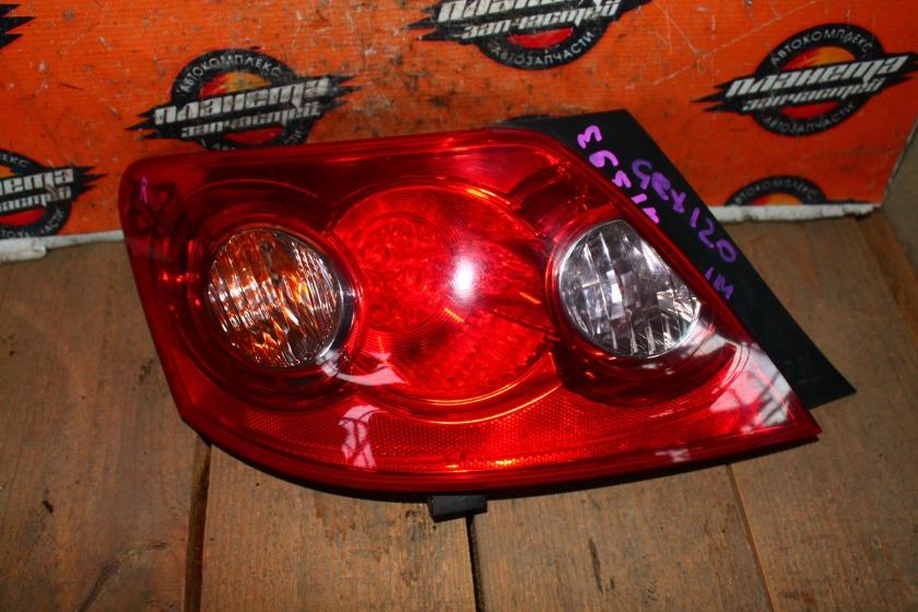 Стоп-сигнал Toyota Mark X GRX120 4GR-FSE задний левый (б/у)