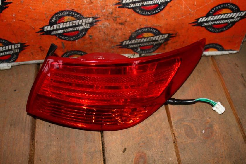 Стоп-сигнал Nissan Bluebird Sylphy KG11 задний правый (б/у)