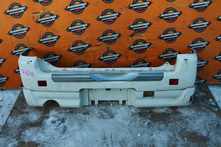 Бампер Daihatsu Terios J111G задний (б/у)