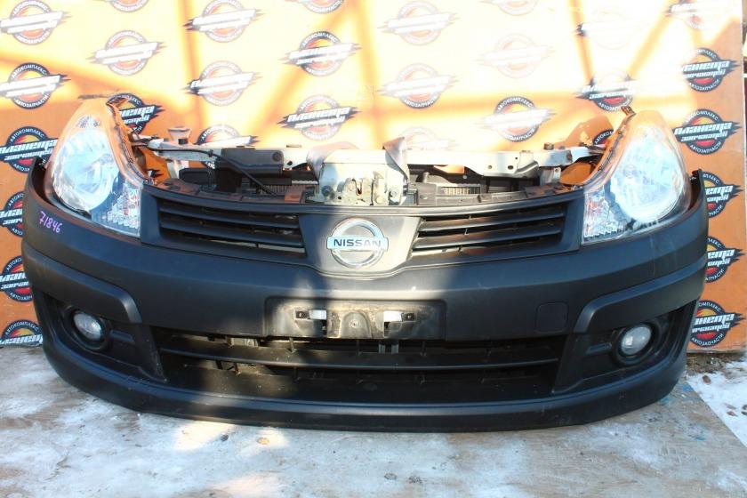 Ноускат Nissan Ad Y12 HR15 (б/у)