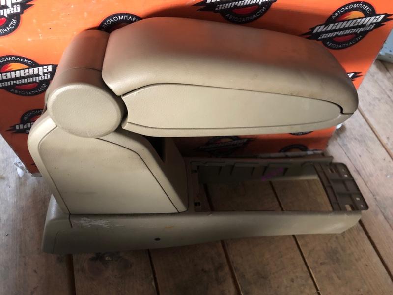 Подлокотник Nissan Tiida C11 HR15DE (б/у)