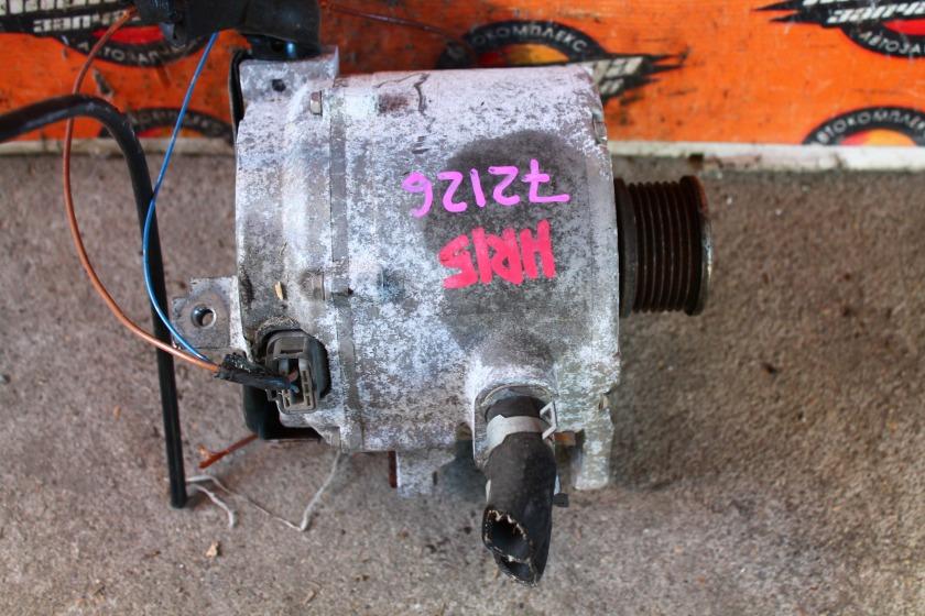 Генератор Nissan Tiida NC11 HR15 (б/у)