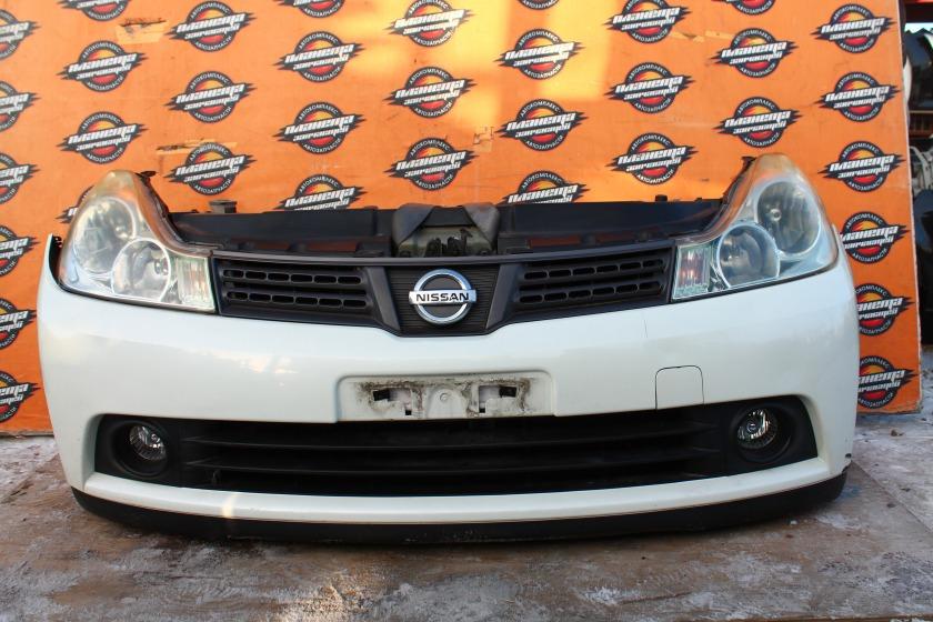 Ноускат Nissan Wingroad Y12 HR15 (б/у)