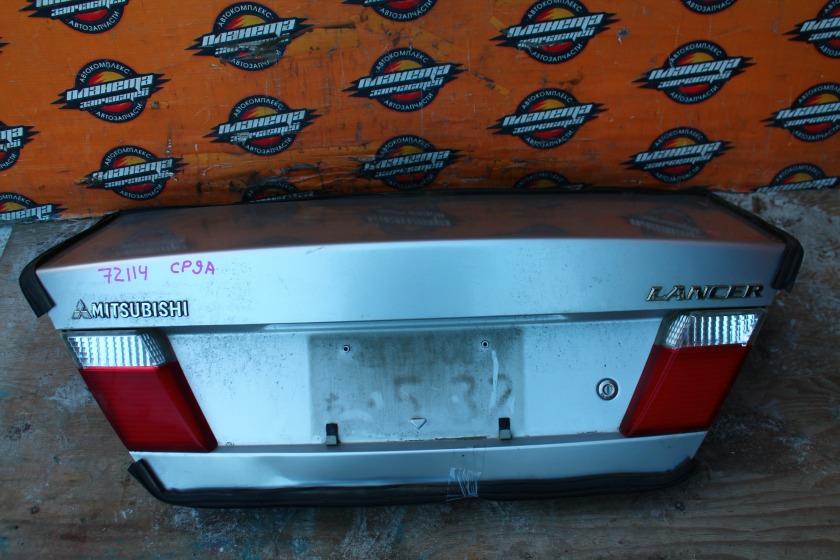 Крышка багажника Mitsubishi Lancer CK2A задняя (б/у)