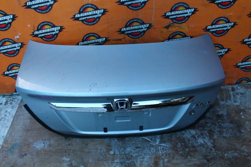 Крышка багажника Honda Fit Aria GD6 задняя (б/у)